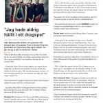 Skånes Fria Tidning 2015
