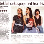 Skånska dagbladet, January 2012